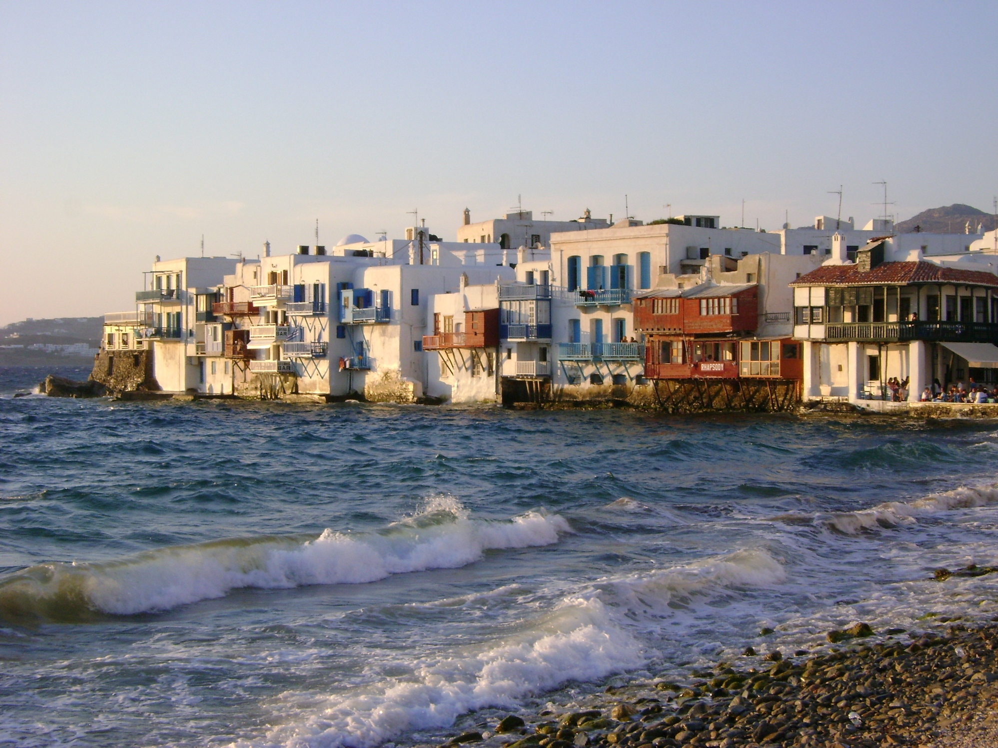 Mykonos City Walk Tour