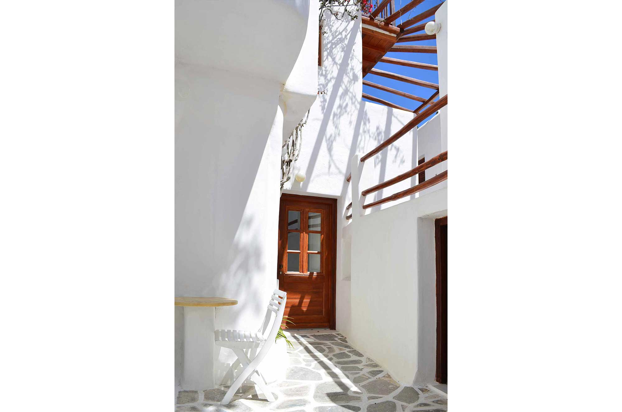 Villa Pinelopi, Rooms for rent in Mykonos Town