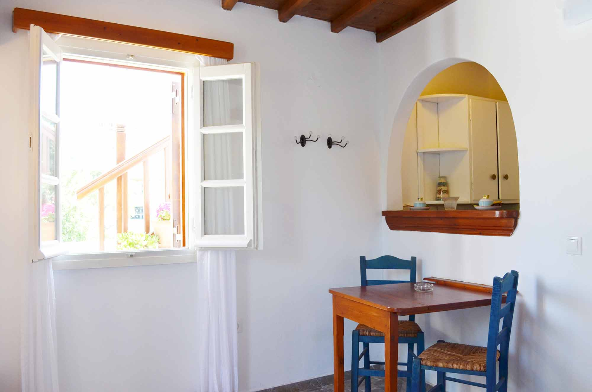 Villa Pinelopi, Studios for rent in Mykonos Town