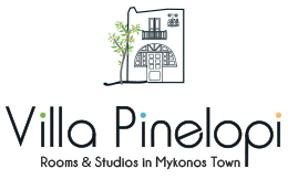 Villa Pinelopi – Rooms & Studios in Mykonos Town