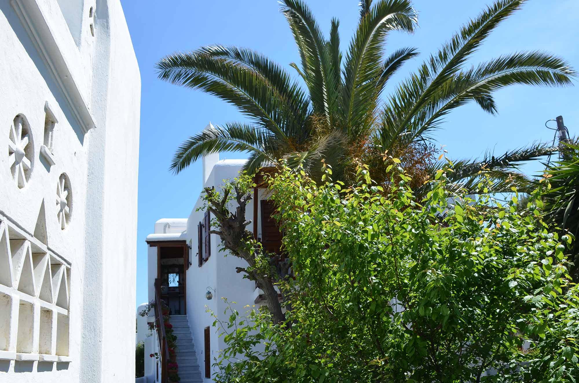 Villa Pinelopi - Studios for rent in Mykonos Town